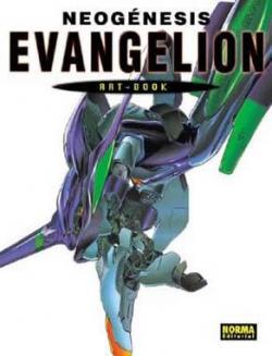 Neogénesis Evangelion Art-book par Yoshiyuki Sadamoto