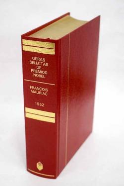 Obras selectas de Premios Nobel 1952 - François Mauriac: Thérèse Desqueyroux... par François Mauriac