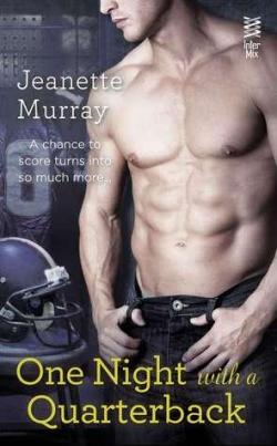 One Night with a Quarterback par Jeanette Murray