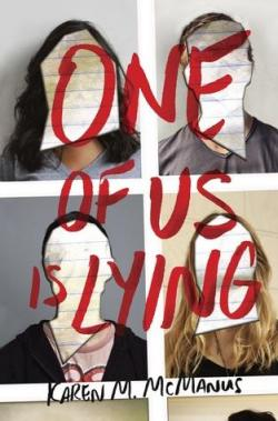 One Of Us Is Lying par Karen M. McManus