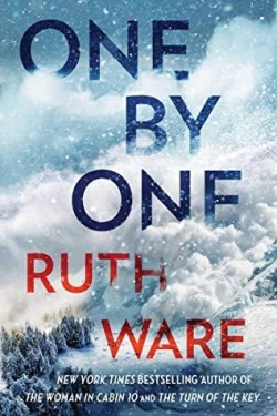 One by One par Ruth Ware