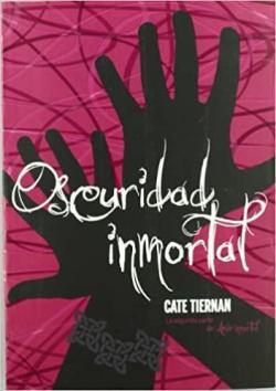 Oscuridad inmortal par Cate Tiernan