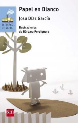 Papel en Blanco par Josu Díaz García