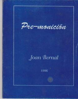 Pre-Monició par Joan Bernal Brenes