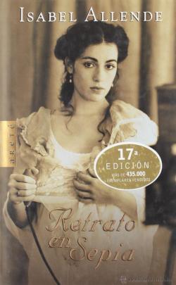 Retrato en sepia par Isabel Allende