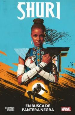 Shuri Vol. 1: En busca de Pantera Negra par Nnedi Okorafor