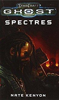 StarCraft Ghost: Spectres par Nate Kenyon