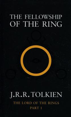 The Lord of the rings: The fellowship of the ring par J. R. R. Tolkien