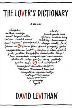 The Lover's Dictionary par David Levithan