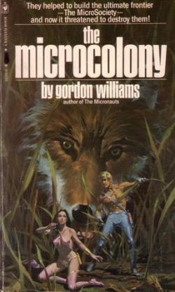 The microcolony par Gordon Williams