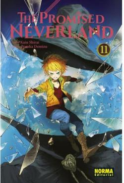 The promised neverland 11 par Kaiu Shirai
