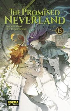 The promised neverland 15 par Shirai