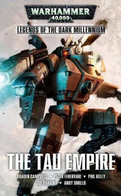 The tau empire par Braden Campbell
