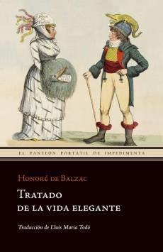 Tratado de la vida elegante par Honoré de Balzac