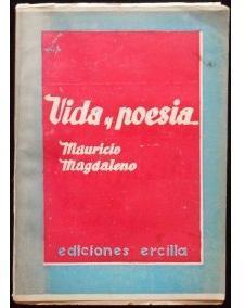 Vida y poesía par Mauricio Magdaleno