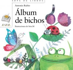 Álbum de bichos par Antonio Rubio