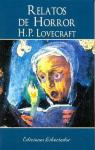 Relatos de horror par Lovecraft