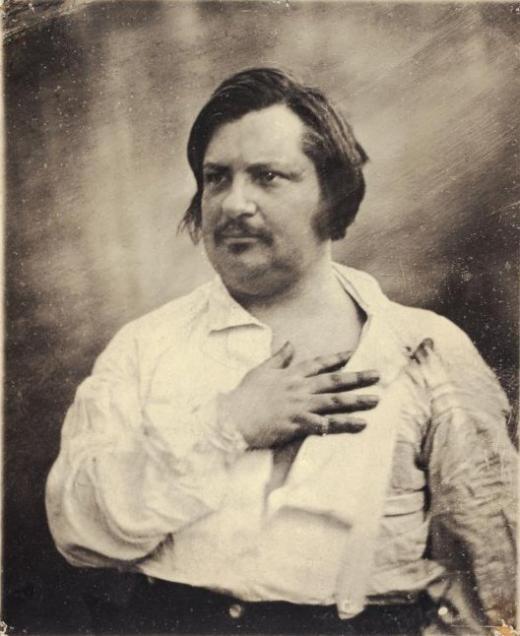 de Balzac Honoré