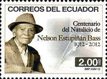 Nelson Estupiñan Bass