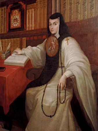 Cruz Sor Juana Inés de la