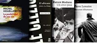 Escritores Franceses Contemporáneos Lista De 30 Libros