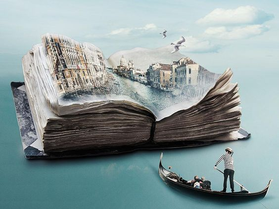 Libros para viajar sin salir de casa - Lista de 10 libros - Babelio